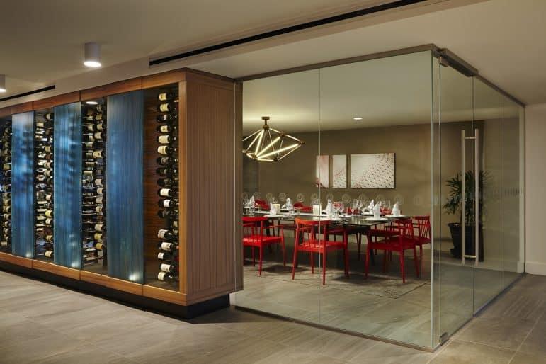Boca Landings Private Dining Room Photo Courtesy of Waterstone Resort & Marina