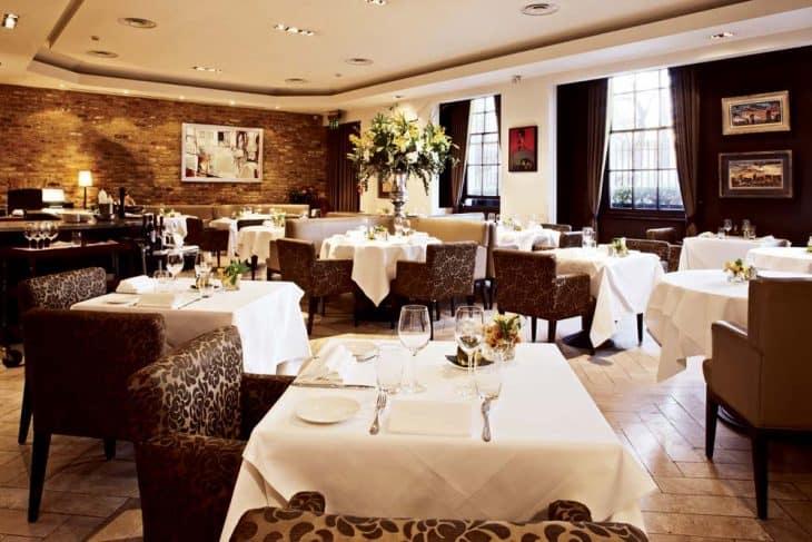 Avista in London: Italian Comfort Food with a Twist