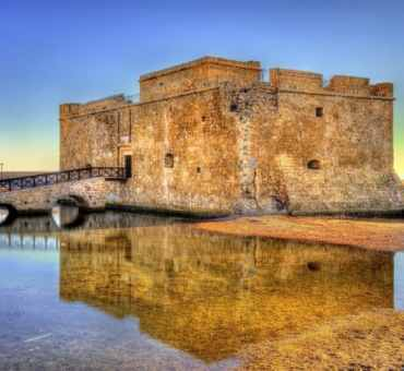 Paphos European Capital of Culture 2018: The Perfect Yacht Charter Destination