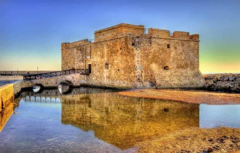 Paphos European Capital of Culture 2018: The Perfect Yacht Charter Destination
