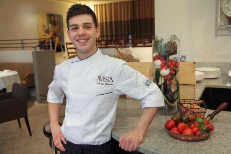 Chef Arturo, Avista Restaurant