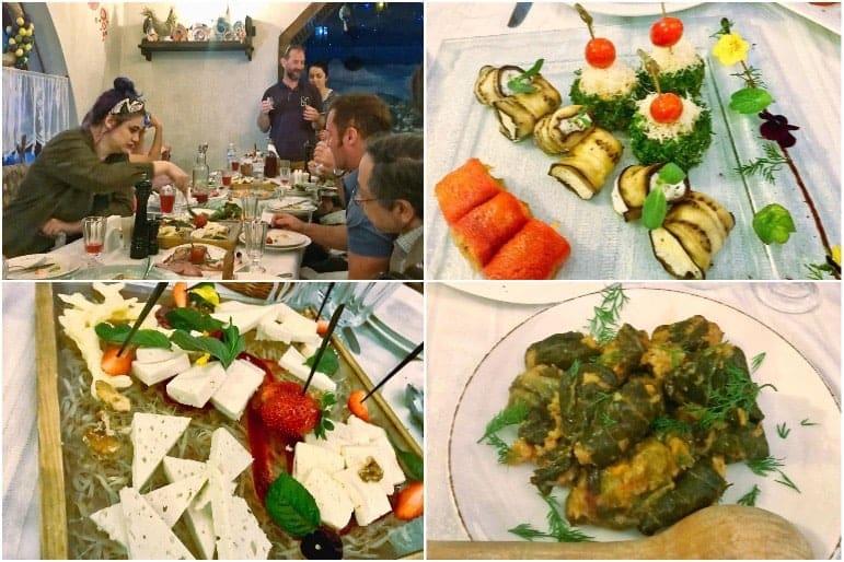 Hopachok Restaurant Selections