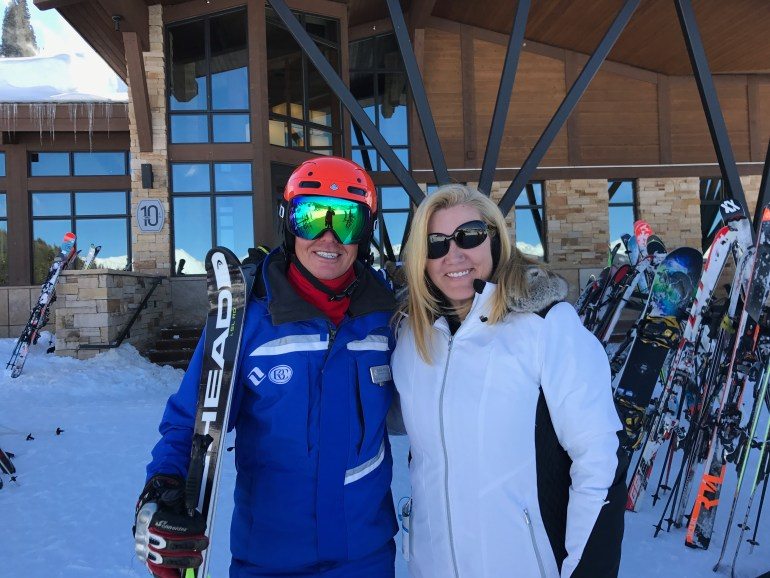 Ski Instructor at Vail Ski & Snowboard School