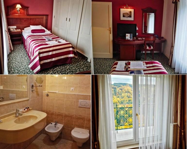 Single Room - Hotel Imperial Karlovy Vary