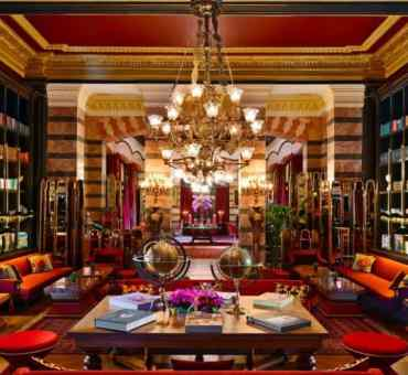Pera Palace Hotel Jumeirah in Istanbul: Celebrating 125 Years of Excellence