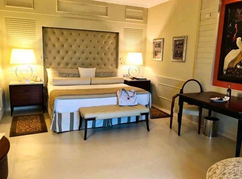 Junior Suite Bedroom - Iberostar Grand Hotel Bavaro Punta Cana