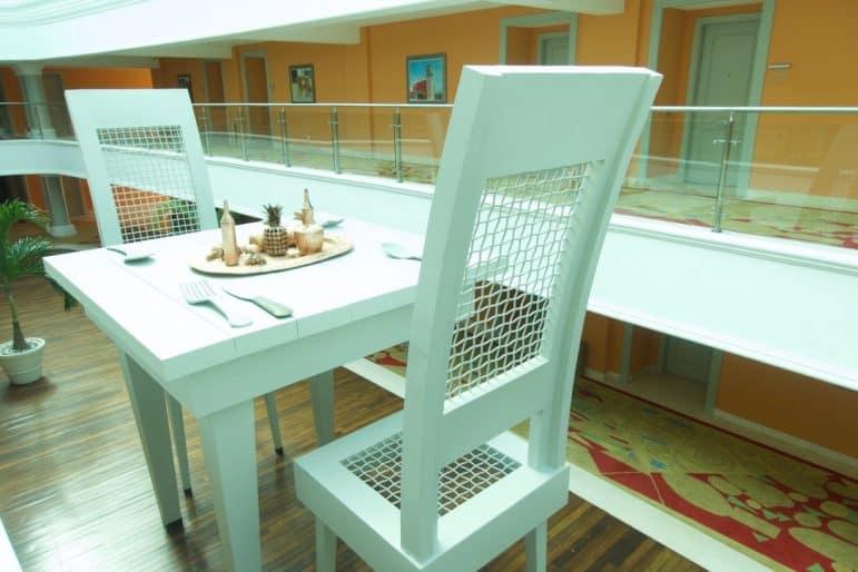 Giant Table Art Piece - Iberostar Grand Hotel Bavaro