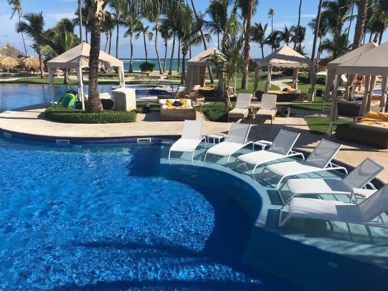 Iberostar Grand Hotel Bavaro Pool Area