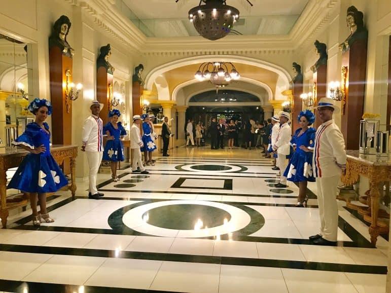 Iberostar Chef on Tour Dinner Welcoming Reception - Iberostar Grand Hotel Bavaro