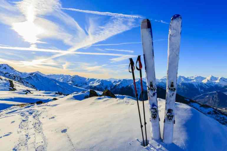 Best Spots for Skiing Near the Cote d'Azur