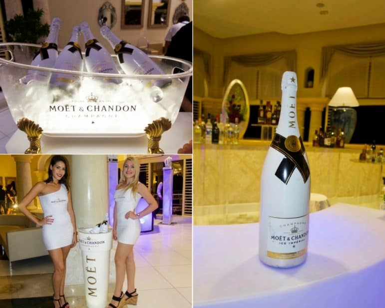 Iberostar Chef on Tour - Moët & Chandon Party