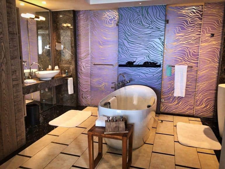 Frangipani Junior Suite Bathroom