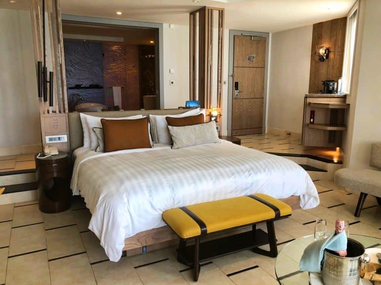 Frangipani Junior SuiteShangri-La Le Touessrok Resort Mauritius