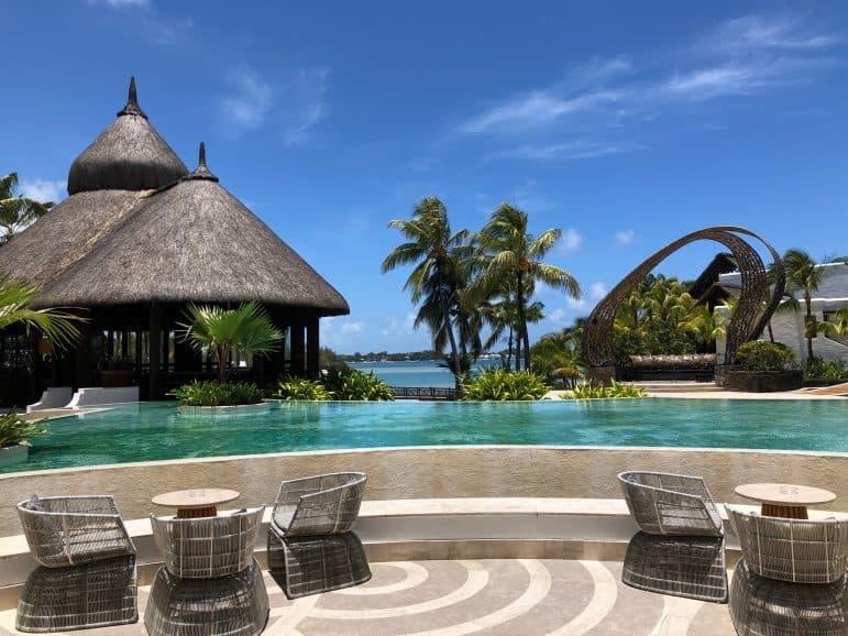Shangri-La Le Touessrok Resort & Spa Pool Area