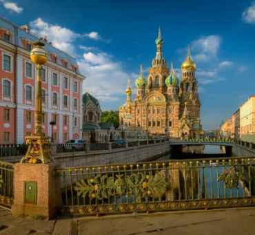 Where to Dine in St Petersburg, Russia: Top 6 Restaurants