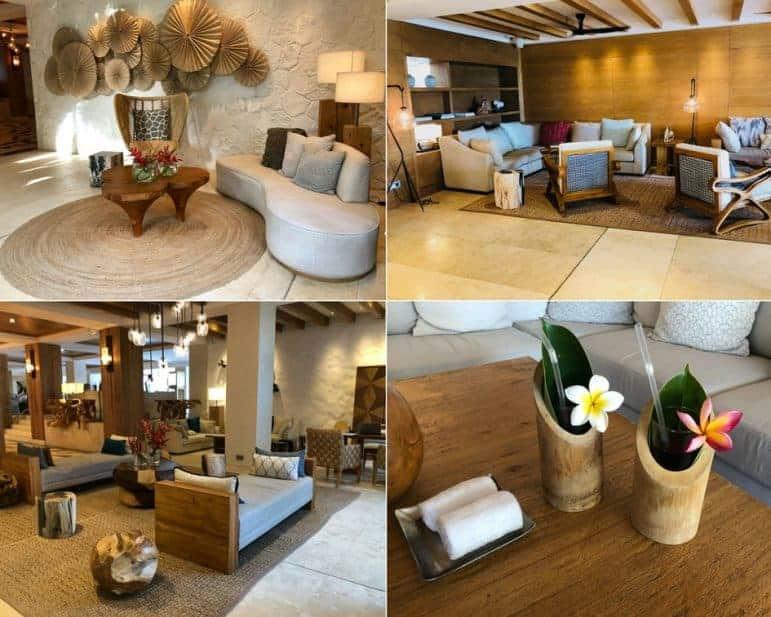Shangri-La Le Touessrok Resort & Spa Lobby Area