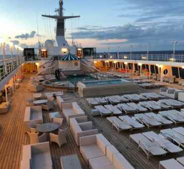 Elegance on the Sea with Crystal Cruises New Crystal Symphony