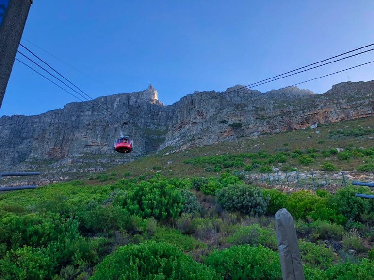 Table Mountain Cablecar - Cape Town