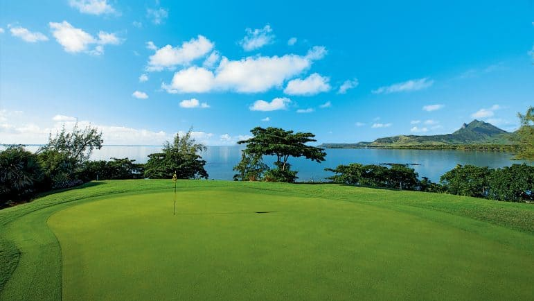 The Golf Course At Le Touessrok Resort