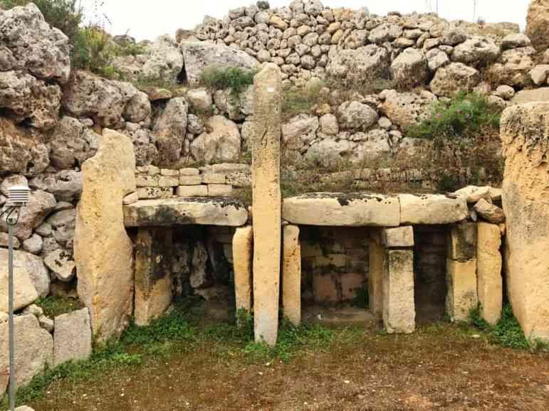 The Ġgantija Temples - Island of Gozo