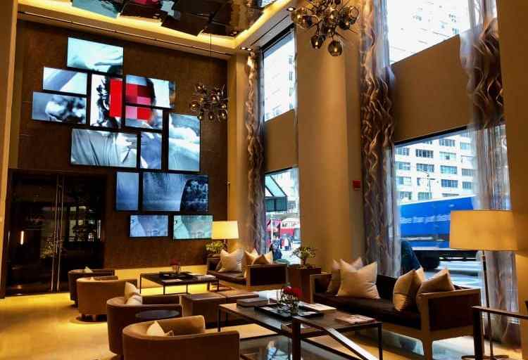 The Quin Hotel: A Contemporary & Artistic Gem in New York City