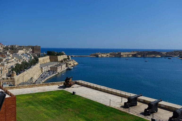 Fort Saint Angelo, Malta