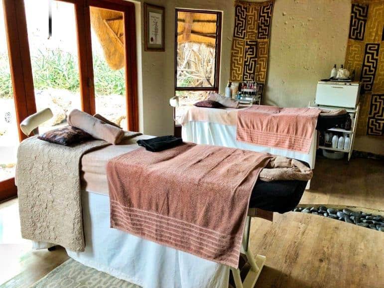 Pondoro Safari Game Lodge Serenity Spa