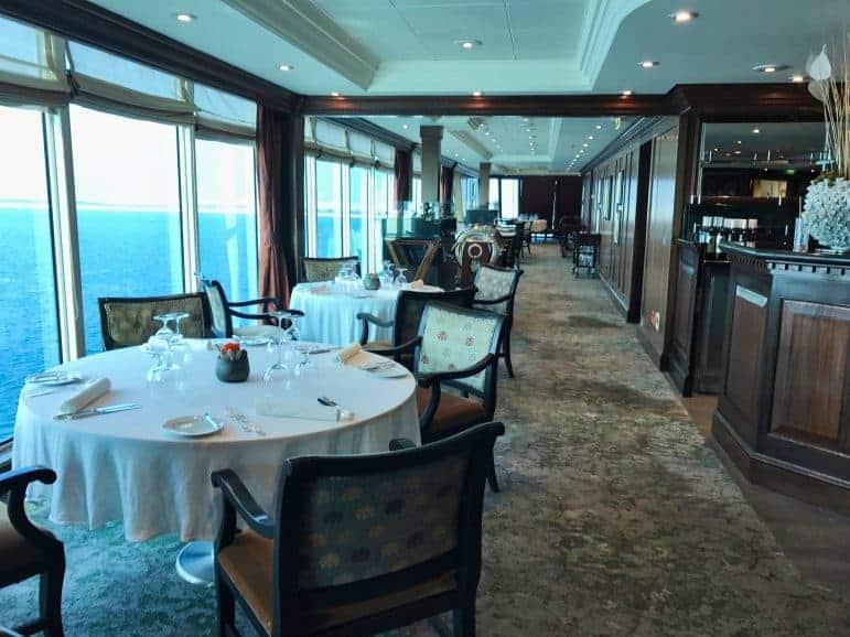 Prime C Restaurant - Azamara Journey