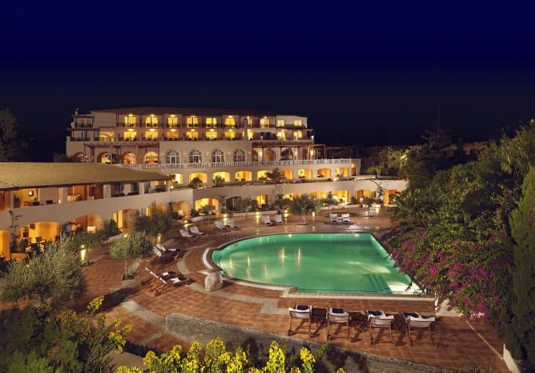 Photo courtesy of OUT OF THE BLUE, Capsis Elite Resort Crete