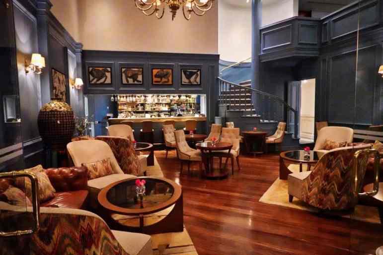 Belo Bar at the Belmond Miraflores Park Hotel Lima