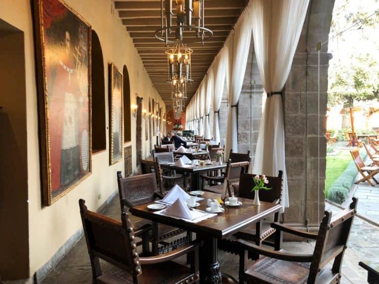 Illariy Restaurant - Belmont Monasterio Cuzco