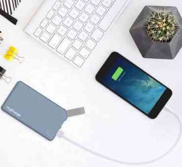 MyCharge HubPlus Portable Charger for Smartphones & Tablets