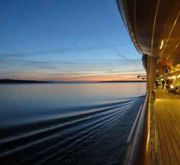 The Best Cruise Itineraries For Luxury Travel