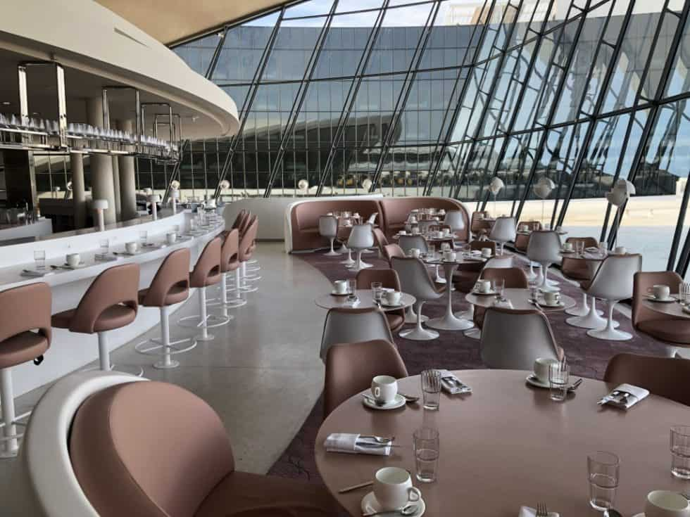 TWA Hotel - Paris Cafe