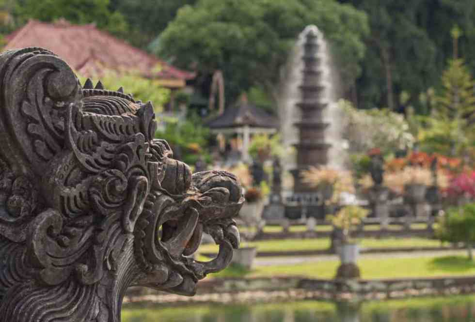 Water Palace Bali, Indonesia