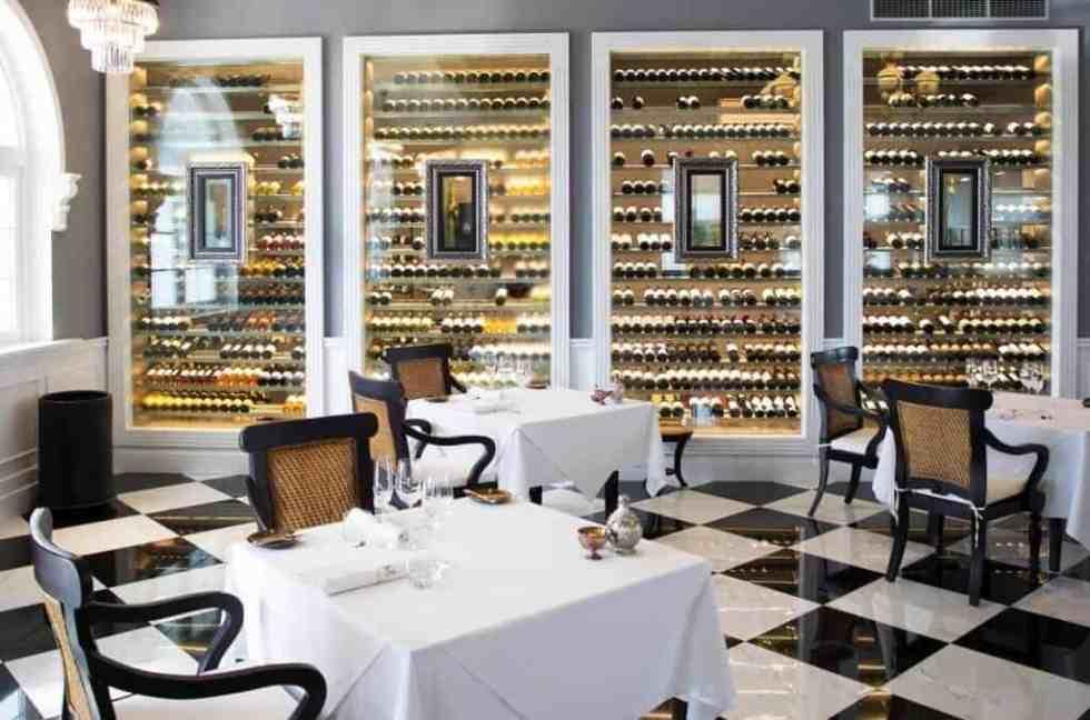 Wine-Cellar- Photo Aperitif Restaurant & Bar, Ubud