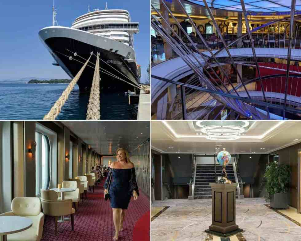A glimpse onboard Holland America MS Koningsdam