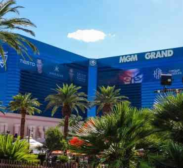 Enjoying Luxury & Family Fun at MGM Grand Resort in Las Vegas