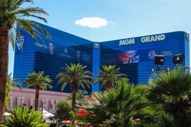 Enjoying Luxury & Family Fun at MGM Grand Resort in Las Vegas