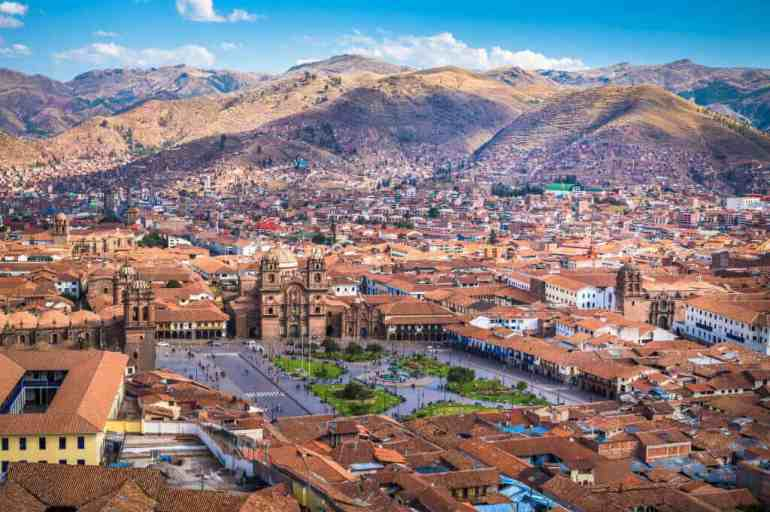Enjoying 24 Hours in Cusco, Peru with Yampu Tours
