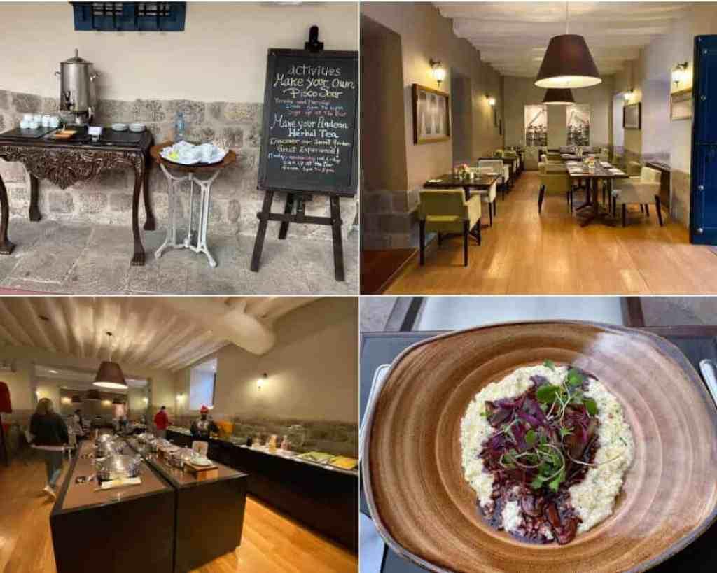 La Cave 365 Restaurant - Novotel Cusco Hotel