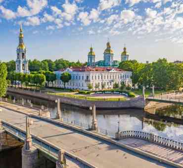 Discover What St Petersburg, Russia Is Famous For