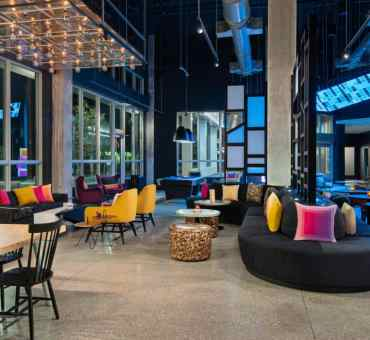 Staycations in Florida: Aloft Delray Beach Hotel
