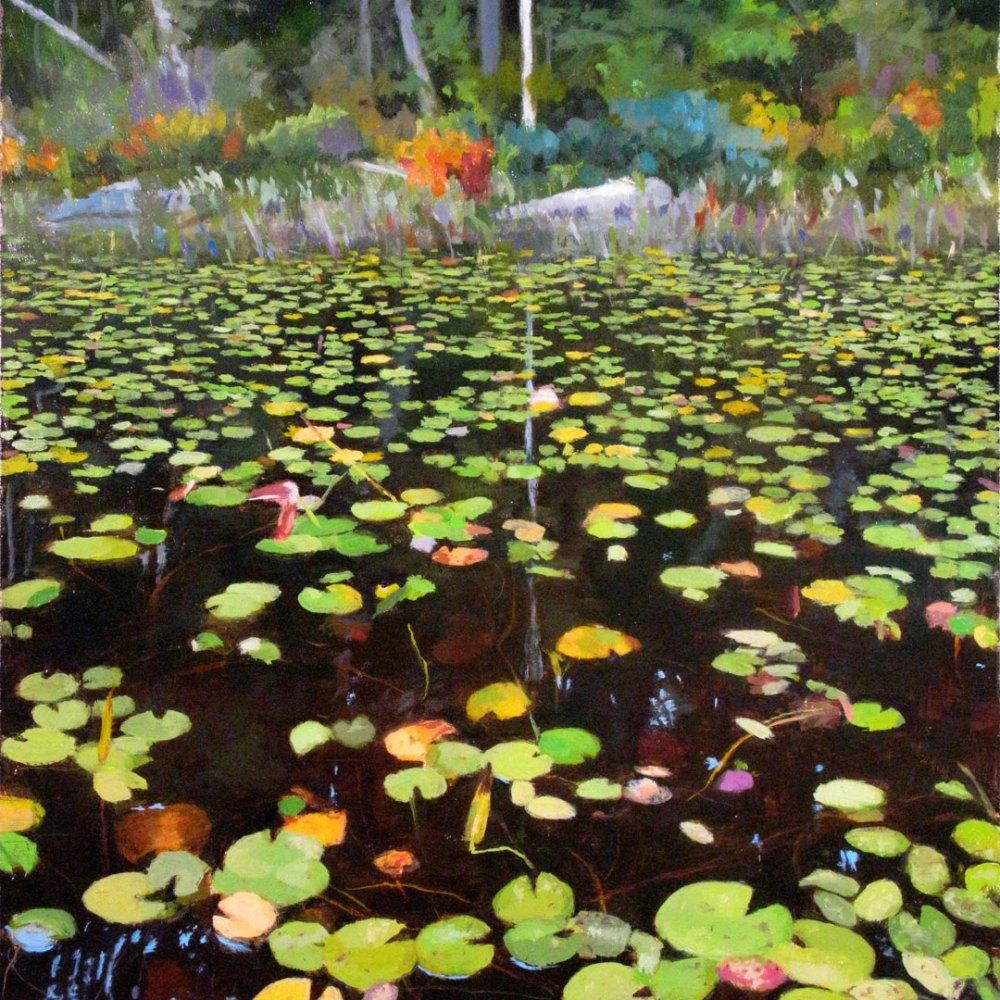 Lees Pond – Original – $1,700