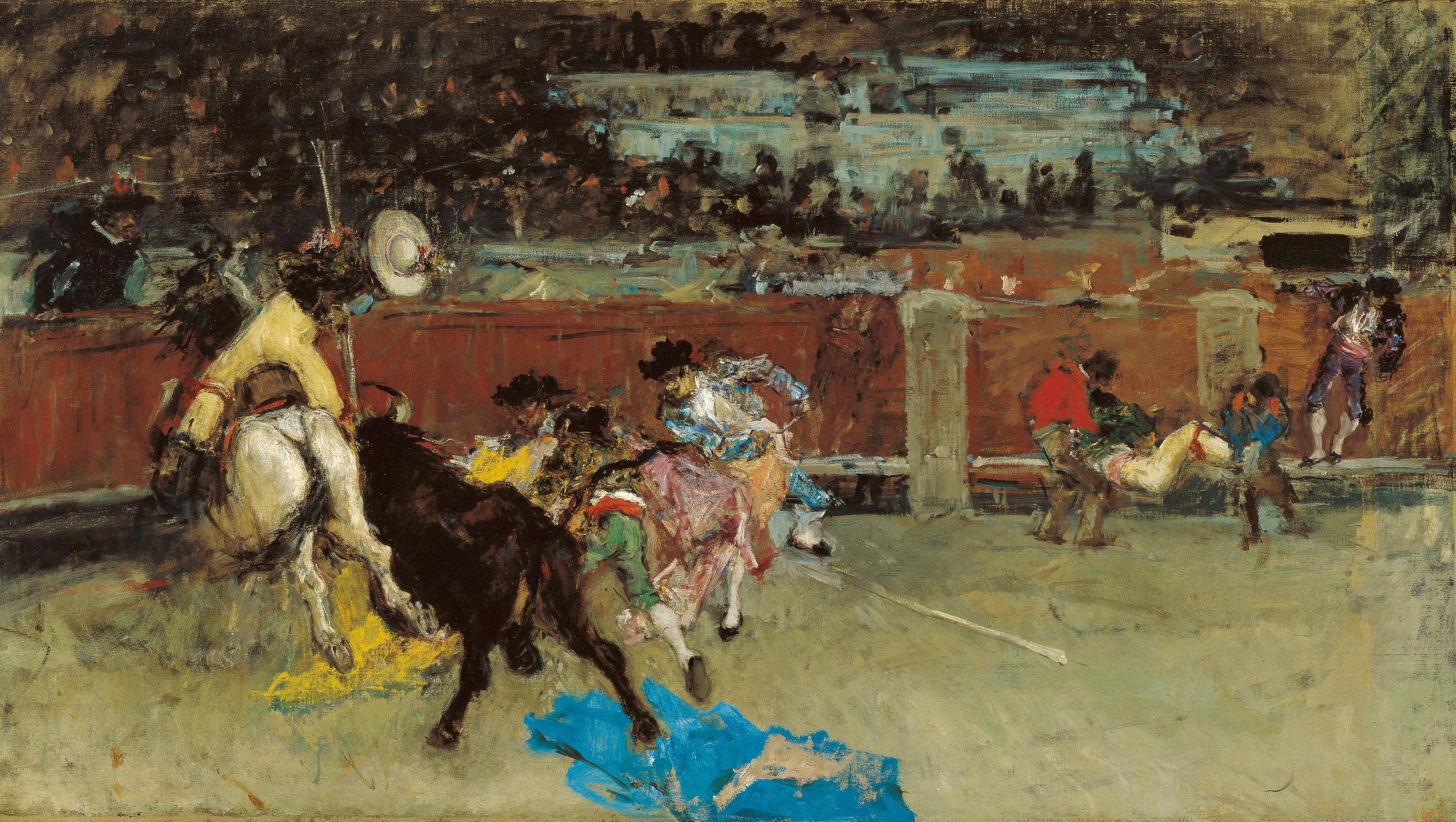 Resultado de imagen de Museo Thyssen Málaga Fortuny