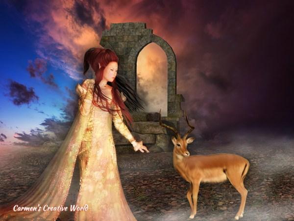 Hope among the ruins