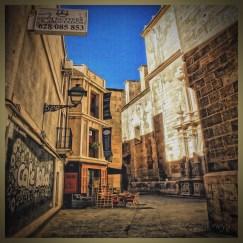 PhotoFades | Street Cafe