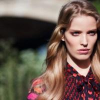 Alisa Ahmann by Horst Diekgerdes for Vogue China Collections, August 2015