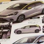 Gambar Honda Jazz Generasi Terbaru Bocor Jelang Peluncuran