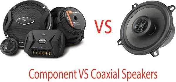 Component-VS-Coaxial